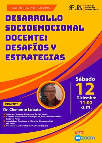 Desarrollo socioemocional docente: Desafíos y estrategias