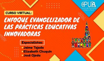 Enfoque evangelizador de las prácticas educativas innovadoras