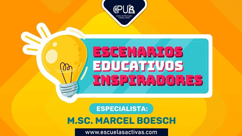 Escenarios Educativos Inspiradores